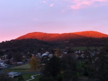 Views over Tumbarumba