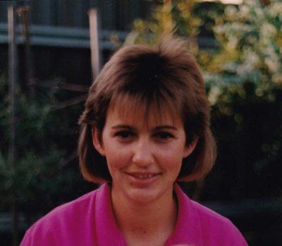 Debbie at 28