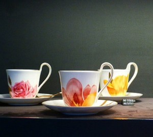 Spring in a tea cup