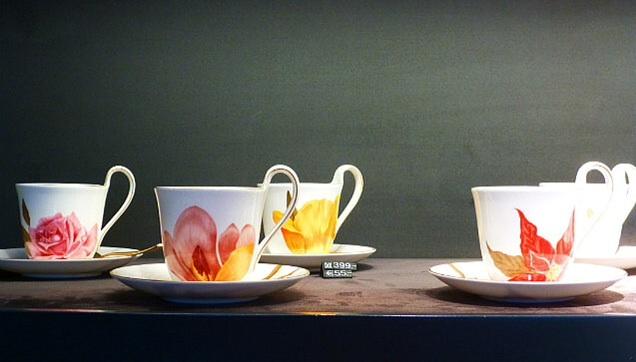 Spring in a teacup