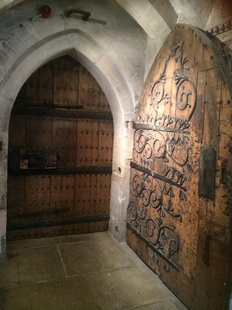 Gorgeous old door