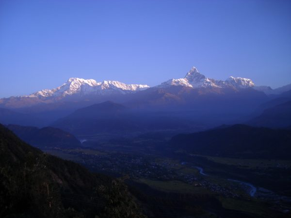 Love this vista in Nepal
