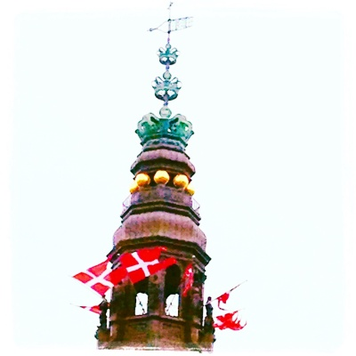 The Tower at Christianborg Palace