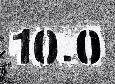 10 kilometres!