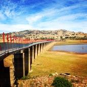 Sandy Creek Bridge on the Rail Trail