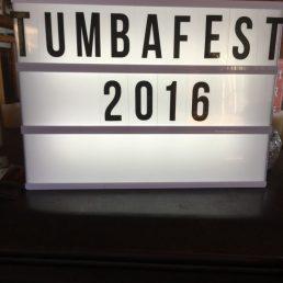 Tumbafest 2016