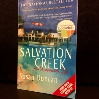 #FridayBookShare - Salvation Creek Susan Duncan
