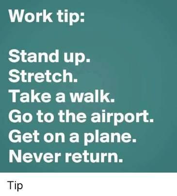 Work tip