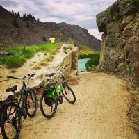 Travel Blog: New Zealand #4 - cycling tour gets underway
