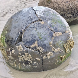 Ball of rock
