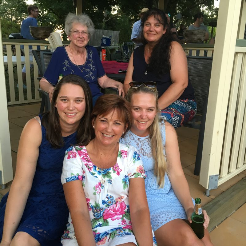 Girls - 3 generations