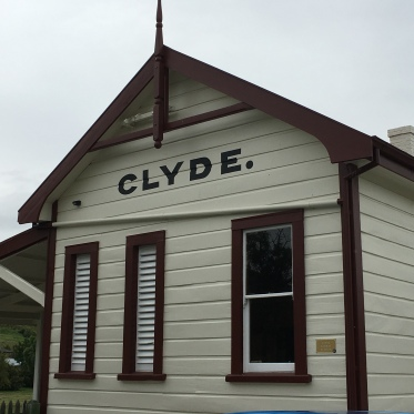 Clyde station