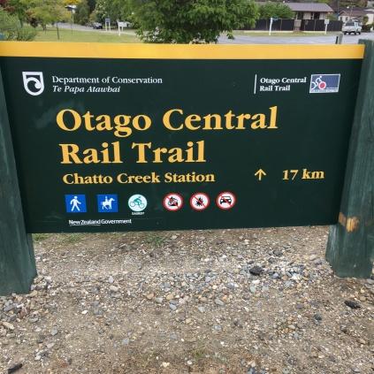 Otagoa rail trail