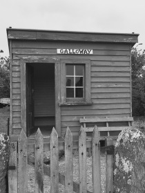 Galloway - ladies waiting room