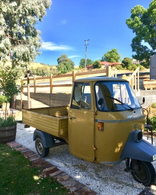 Sir George vehicle