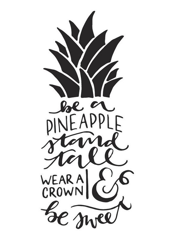 pineapple quote