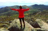 On top of Australia