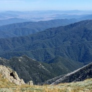 View, landscape, mountains