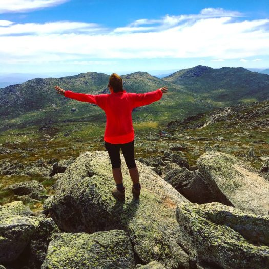 Mt Kosciuszko, Australia, walk, hike, me