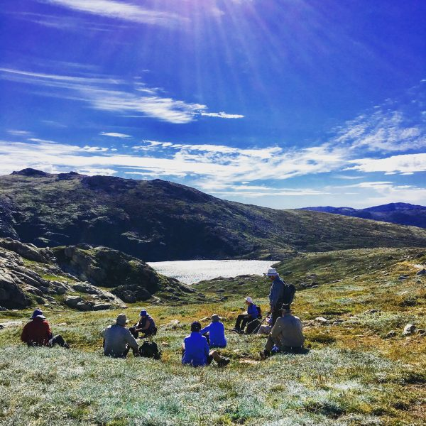 Hike, Blue Lake, Kosciuszko National Park, Mountain,