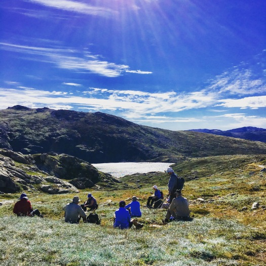Hike, Blue Lake, Kosciuszko National Park, Mountain,