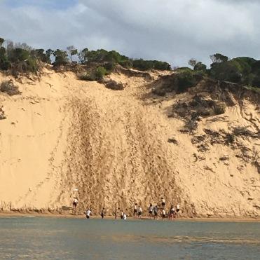 Sandhills near Phillip Island