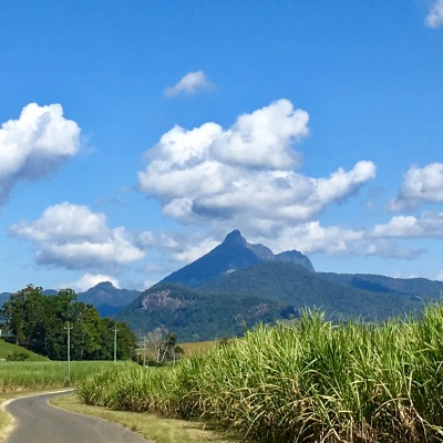 Mt Warning, Woolumbin, Tweed Valley