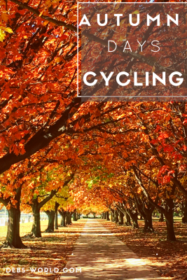Autumn Days of Cycling