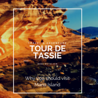 Tour de Tassie - Maria Island