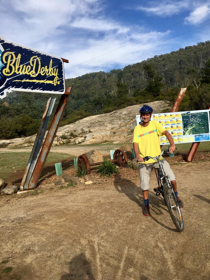 Bike, Tasmania