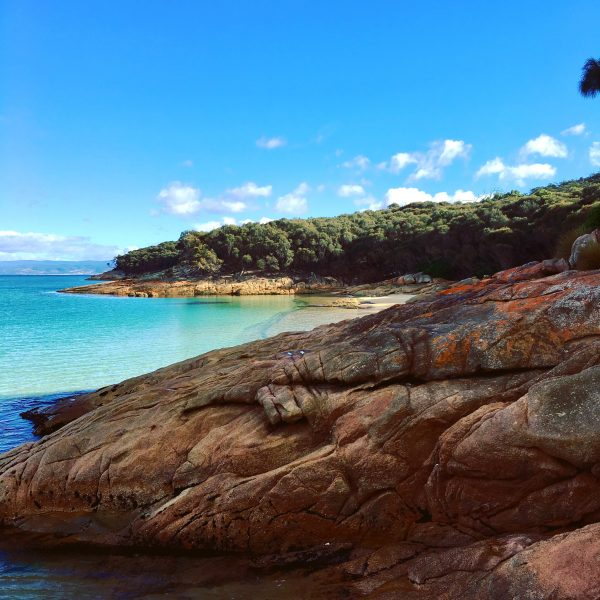 Hazards Beach Freycinet National Park Tasmania
