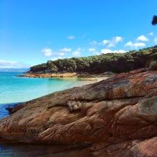 Hazards Beach Freycinet National Park Tasmania