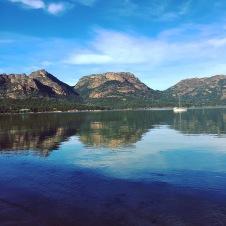 Coles Bay Freycinet National Park Tasmania