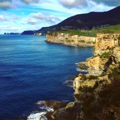 Coastline of Tasmania