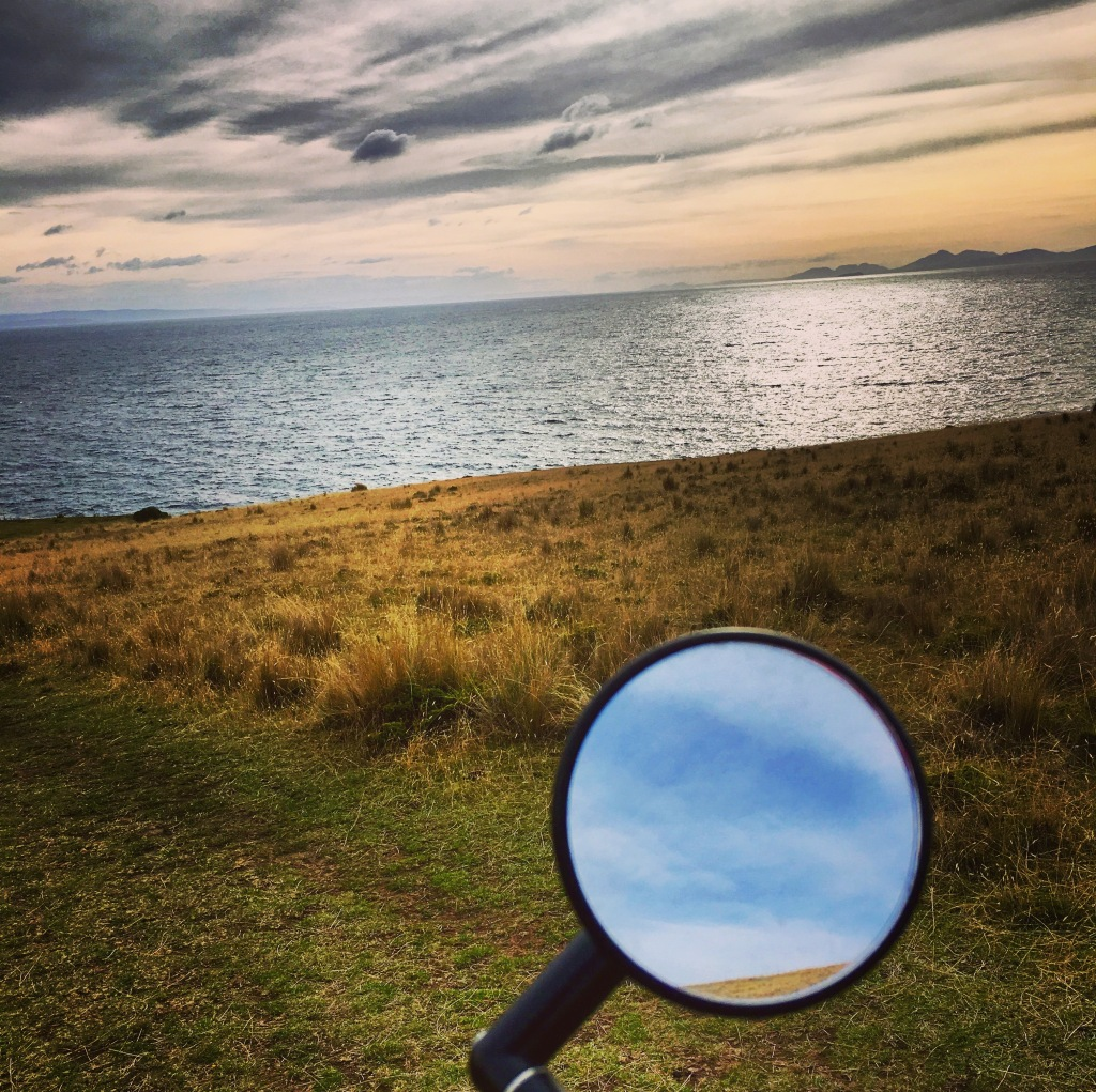 Focus, travel photo, seascape