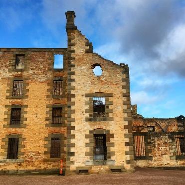 Port Arthur site, convict history, Tasmania