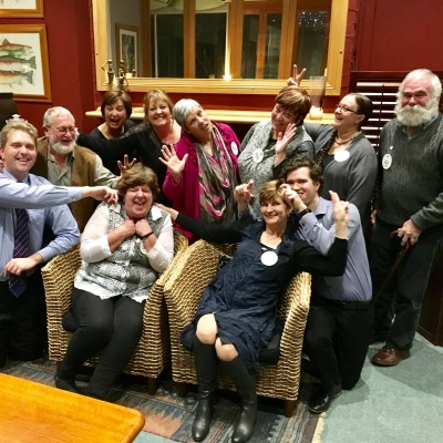 Rotary Board for Tumbarumba Rotary Club 2017/18