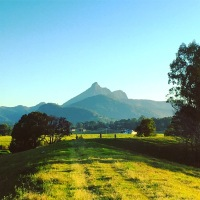 Mount Warning in Murwillumbah