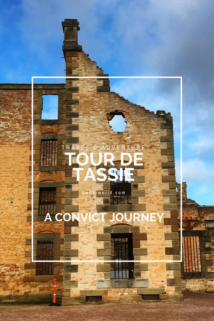 Tour De Tassie 5 A Convict Journey Deb S World