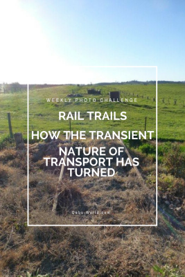 How the transient nature of transport has turned into a rail trail