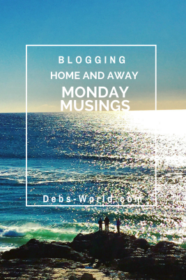 Monday musings on the blog