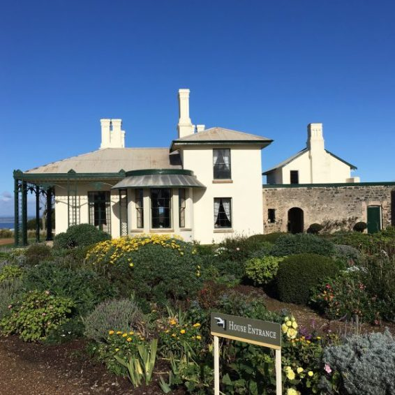 Highfield Historic Site in Stanley Tasmania