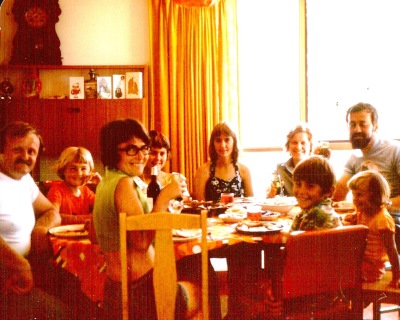 A blast from the past - family holiday in 1975