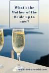 Mother of the Bride update for daughter's wedding in Fiji