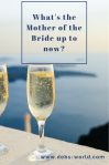 Mother of the Bride update for daughter's wedding in Fiji