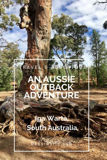 Aussie outback adventure in Flinder's Ranges, South Australia