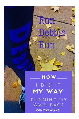 Running my own race in Run Melbourne 2017