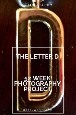 52 week photography project, theme of letter D