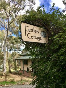 Our cosy cottage in the Clare Valley South Australia