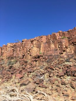 The Red Gorge